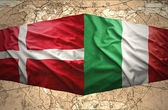 Denmark and Italy — Stock Photo