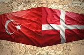 Denmark and Turkey — Stock Photo