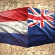 New Zealand and Netherlands — Stock Photo