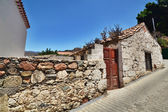 Fataga. Town in the mountains — Stock Photo