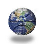 Planet Basketball — Stockfoto