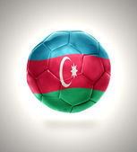 Azerbaijani Football — Stock Photo