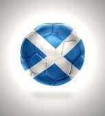 苏格兰足球 — 图库照片
