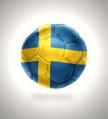 футбол чемпионат швеции — Стоковое фото