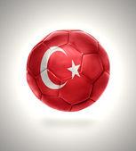 Türkiye Futbol — Stok fotoğraf