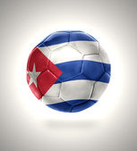 Cuban Football — 图库照片