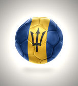 Barbados Football — Foto de Stock