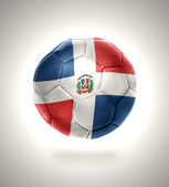 Dominican Football — Foto de Stock