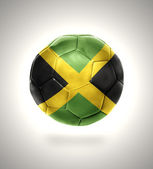 Jamaican Football — 图库照片