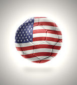 United States of America Football — 图库照片