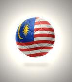 Malajské fotbal — Stock fotografie