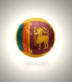 Sri Lanka Football — Stock Photo