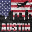 Austin City — Stock Photo
