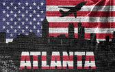 Atlanta City — Foto Stock