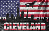 Cleveland City — Foto Stock