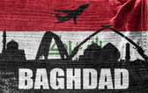 View of Baghdad — Stock Photo