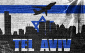 View of Tel Aviv — Stock Photo