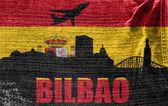 View of Bilbao — Stock Photo