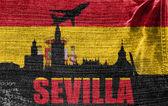 View of Sevilla — Stock Photo