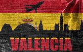 View of Valencia — Stock Photo