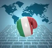 Italienische Faust — Stockfoto