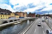 Cityview of Stockholm — Stock Photo