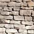 Background texture of stone walls, 17th century. — Stock Photo