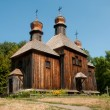 Stock Photo: Ukraine, Kiev, Museum Pirogovo, Church of St. Michael Archangel