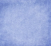 Pozadí modré froté ručníky. — Stock fotografie