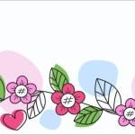 祝你生日快乐或其他庆祝活动 — 图库矢量图片