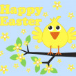 happy easter — Stock Vector #21203815