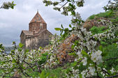 Posvátné sevanavank klášter v Arménii — Stock fotografie