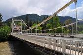 Bridge in Borjomi — Stock Photo