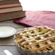 Royalty-Free Stock Photo: Homemade apple pie