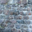 Stock Photo: Gray strong castle wall