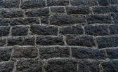 část zdi v zámku — Stock fotografie