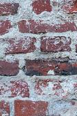 Red brick — Zdjęcie stockowe