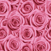 Rose Pattern — Stockvector