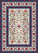 Abstract Carpet — Stock Vector