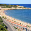 Tarragona coast in Catalonia Spain — Stock Photo