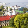 Foto Stock: September view of Nizhny Novgorod Russia