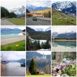 Collage - Germany and Austria — Stock Photo #23540923