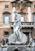Statue birth of Venus Rome Italy — Stock Photo