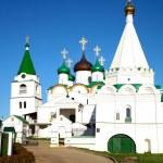 Pechersky Ascension Monastery Nizhny Novgorod — Stock Photo