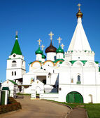 Pechersky Ascension Monastery Nizhny Novgorod — Stock Photo