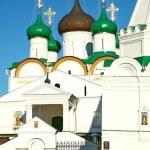 Постер, плакат: Pechersky Ascension Monastery Nizhny Novgorod Russia