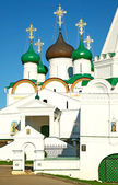 Pechersky Ascension Monastery Nizhny Novgorod Russia — Stock Photo