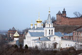 Evening spring view Church of Elijah the Prophet Nizhny Novgorod — Stock Photo