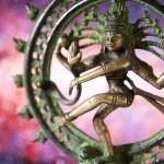Statue of Shiva - Lord of Dance — Stock Photo #43835835