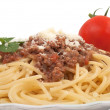 Spaghetti — Stock Photo